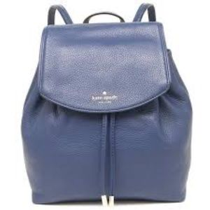 Kate Spade Mulberry St. Pebbled Leather Backpack
